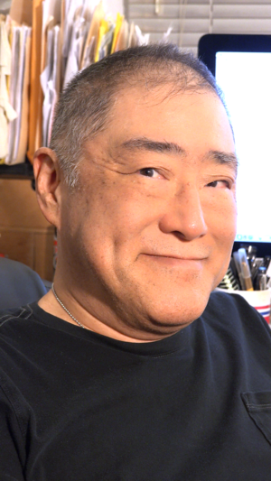 Larry Hama - Hama in 2015