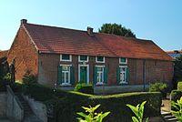 Lubbeek - woning circa 1800 (overzicht)