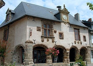 Lubersac Commune in Nouvelle-Aquitaine, France