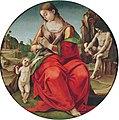 Luca Signorelli - Madonna col Bambino (Alte Pinakothek).jpg