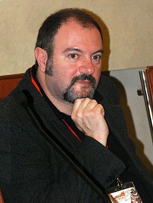 Carlo Lucarelli - Image: Lucarelli