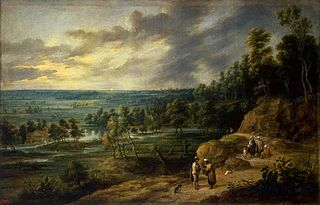 Landscape with a Fortune-Teller