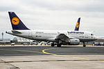 Lufthansa, Airbus A319-112, D-AIBH - FRA (19043941689).jpg