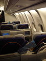 Lufthansa A340-600 Business.JPG