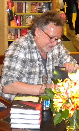 Ulf Lundell -  Lundell signing En öppen vinter, Stockholm 2010.
