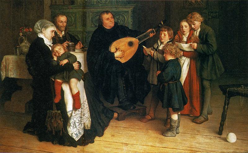 File:Luther im Kreise seiner Familie musizierend.jpg