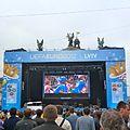 Lviv fanzone - Euro 2012.jpg