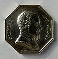 Médaille ARGENT Société rurale d'agriculture de Toulouse 1825 (3).JPG