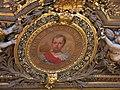 Médaillon de Napoléon II dans le salon des messagers d'État.jpg