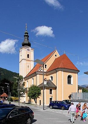 Mürzzuschlag - Church of hl. Kunigunde
