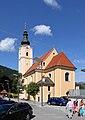 Mürzzuschlag - katholische Pfarrkirche.JPG