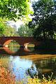 Młochów - ceglany most w parku.jpg