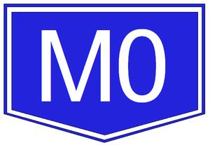 M4 motorway (Hungary) - Image: M0 autopalya