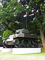 M5A1 Stuart display in Chengkungling 20111009a.jpg