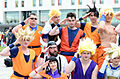 MCM London May 2015 - Dragon Ball Z (18039071941).jpg
