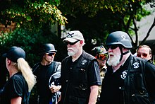 MIchael Hill Ike Baker and Jeffrey Clark at Charlottesville rally 2017-full.jpg