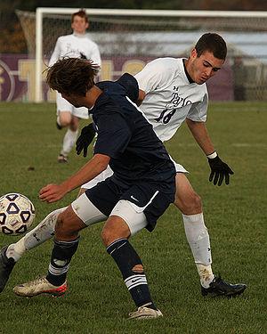 Mount Vernon Nazarene University - MVNU's soccer team