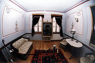 Museum of Gold and Silver-smithery, Folklore, and History (Nymfaio) - Image: Macedonian Museums 10 Mouseio Nymfaioy 48