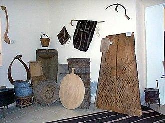 Folklore Museum of Polygyros - Image: Macedonian Museums 53 Laografiko Polygyroy 235