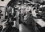 Machine shop aboard USS San Juan (CL-54), during World War II.jpg