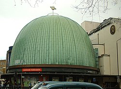 Madame Tussauds and the London Planetarium.