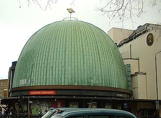 Madame Tussauds - Madame Tussauds and the London Planetarium