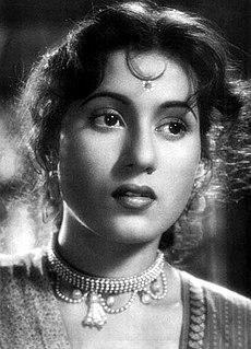 Madhubala Indian actress and producer