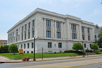 Madison County, Illinois - Image: Madison County Courthouse, Edwardsville