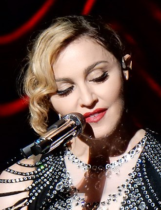Cultural impact of Madonna - Madonna, seen here on the Rebel Heart Tour (2015), has had a social-cultural impact on the world through her artistic endeavors.