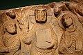 Maestro di cabestany, morte, glorificazione a assunzione della vergine, 1160 ca. (ville de cabestany) 04.jpg