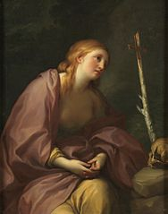 The Penitent Magdalene