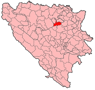 Maglaj Municipality Location.png