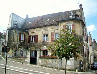 Hotel Saint Sauveur En Rue