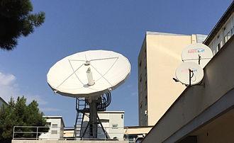 MagtiCom - MagtiSat and SES Satellites.
