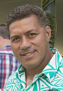 Mahonri Schwalger Samoan rugby union player
