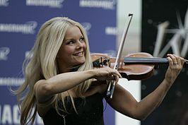 Mairead Nesbitt at MacQuarie Centre 02.jpg