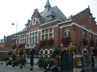 Bois-Grenier - Image: Mairie de Bois Grenier