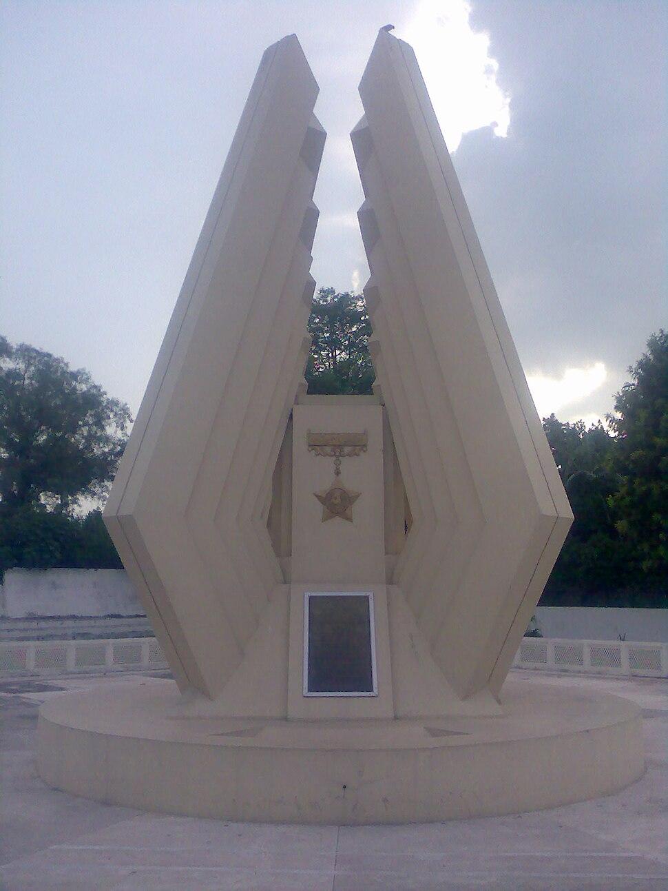 Major Akram Memorial