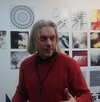 Maksim Zhbankou - in Minsk - 18 February 2013 AD.JPG
