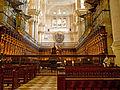 Malaga Kathedrale Der Chor1.jpg