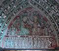 Malbork, Zamek Wysoki, Kaplica Św. Anny, tympanon portalu.02.jpg
