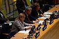 Malcorra expone como candidata a secretatia general de la ONU 01.jpg