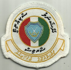 Maldives police patch 01.tif