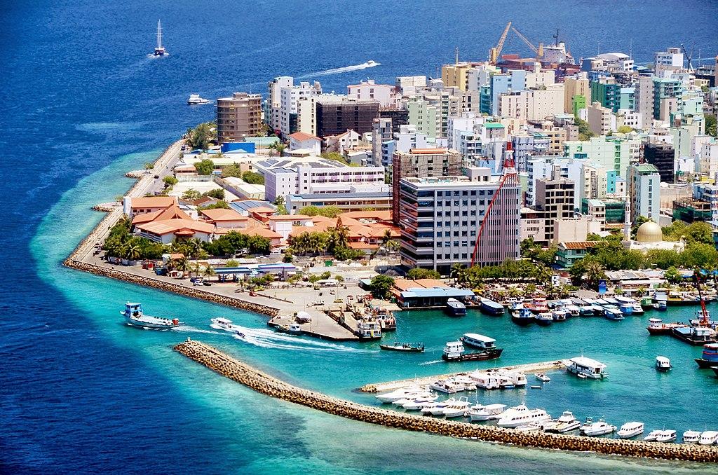 Capital de Maldivas, Malé