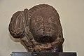 Male Head - Kushan Period - ACCN 19-1586 - Government Museum - Mathura 2013-02-23 5612.JPG