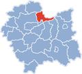 Malopolskie proszowice county.png