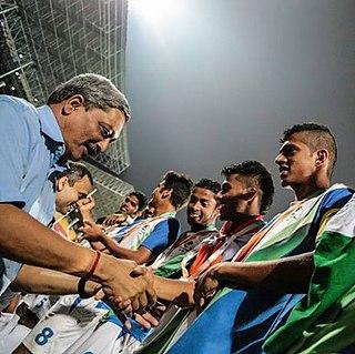 Mandar Rao Dessai Indian association football player (born 1992)