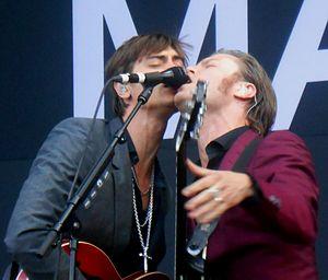 Mando Diao - Mando Diao live Budapest 2012