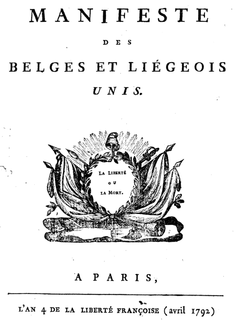 Committee of United Belgians and Liégeois