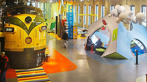 Manitoba Children's Museum, The Forks, Winnipeg (505076) (25363305181)